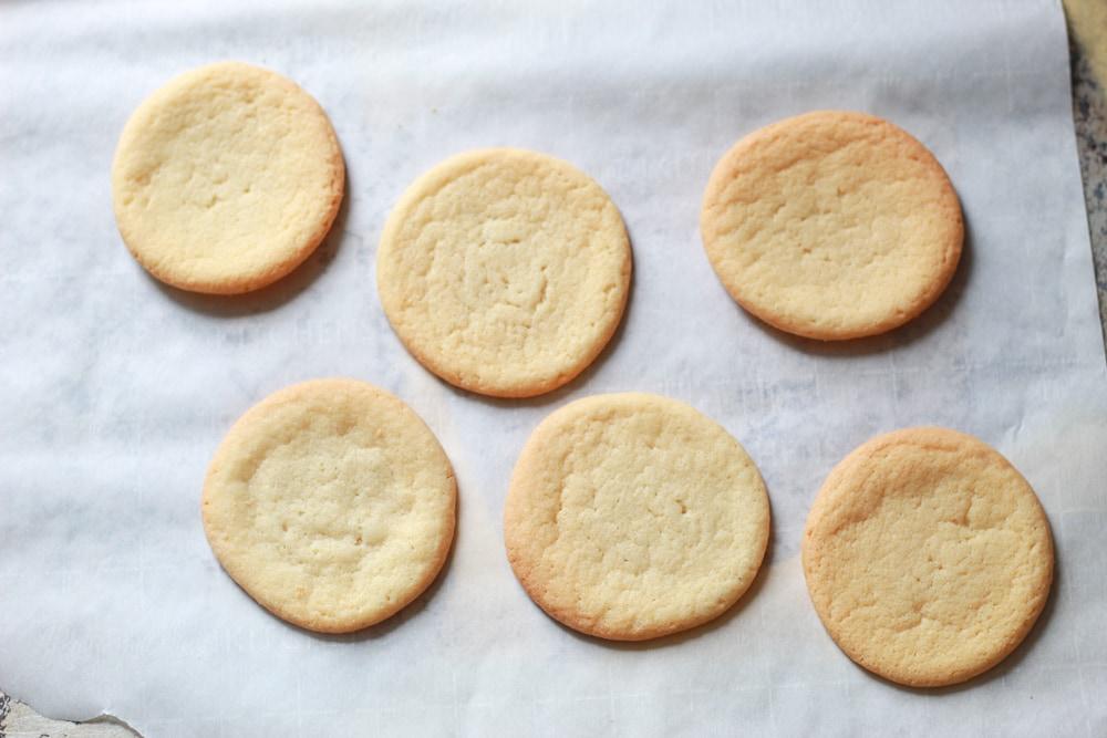Game of Thrones sugar cookies