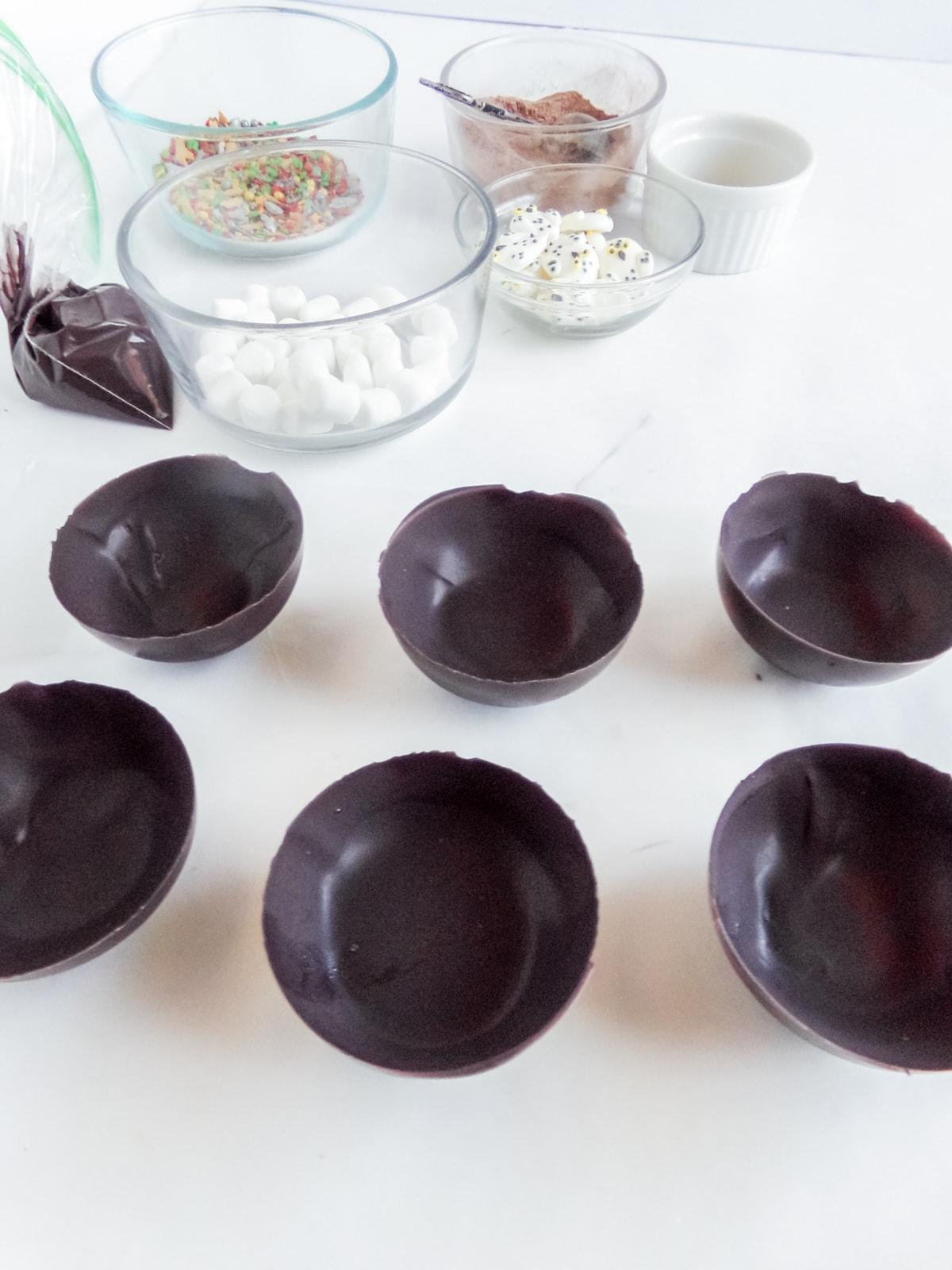 harry potter hot cocoa bomb instructions