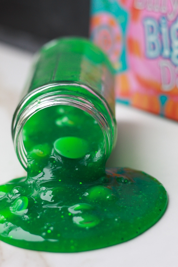 Monster Slime Recipe