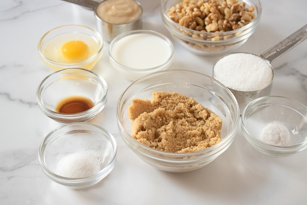 banana nut muffin ingredients