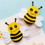 bumble bee bookmark