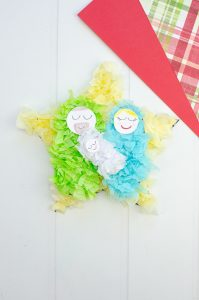 baby jesus nativity craft for preschoolers