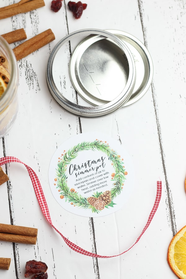diy stove top potpourri recipe