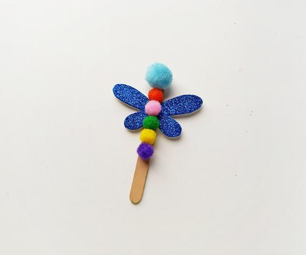 cute dragonfly craft