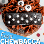 easy star wars cupcakes chewbacca