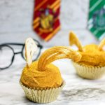 Easy Harry Potter Cupcakes