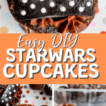 easy diy starwars cupcakes