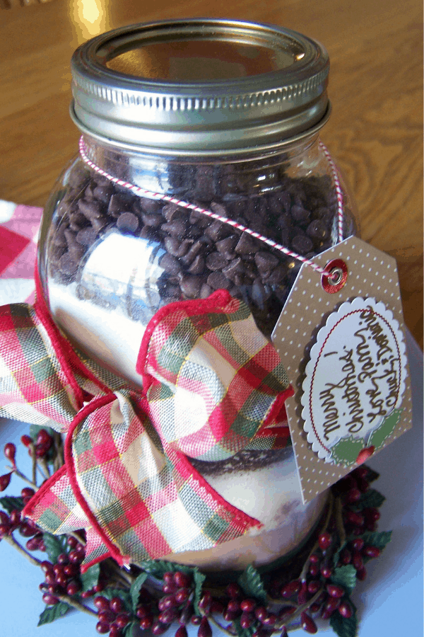 espresso coffee hot chocolate gift in mason jar