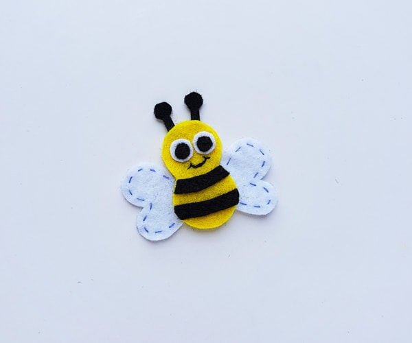 free bumble bee pattern