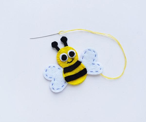 felt bumble bee free pattern