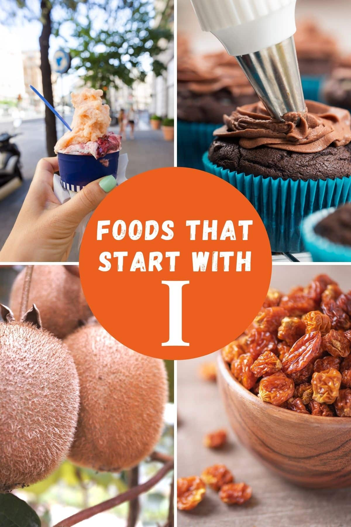 foods that start with the letter I