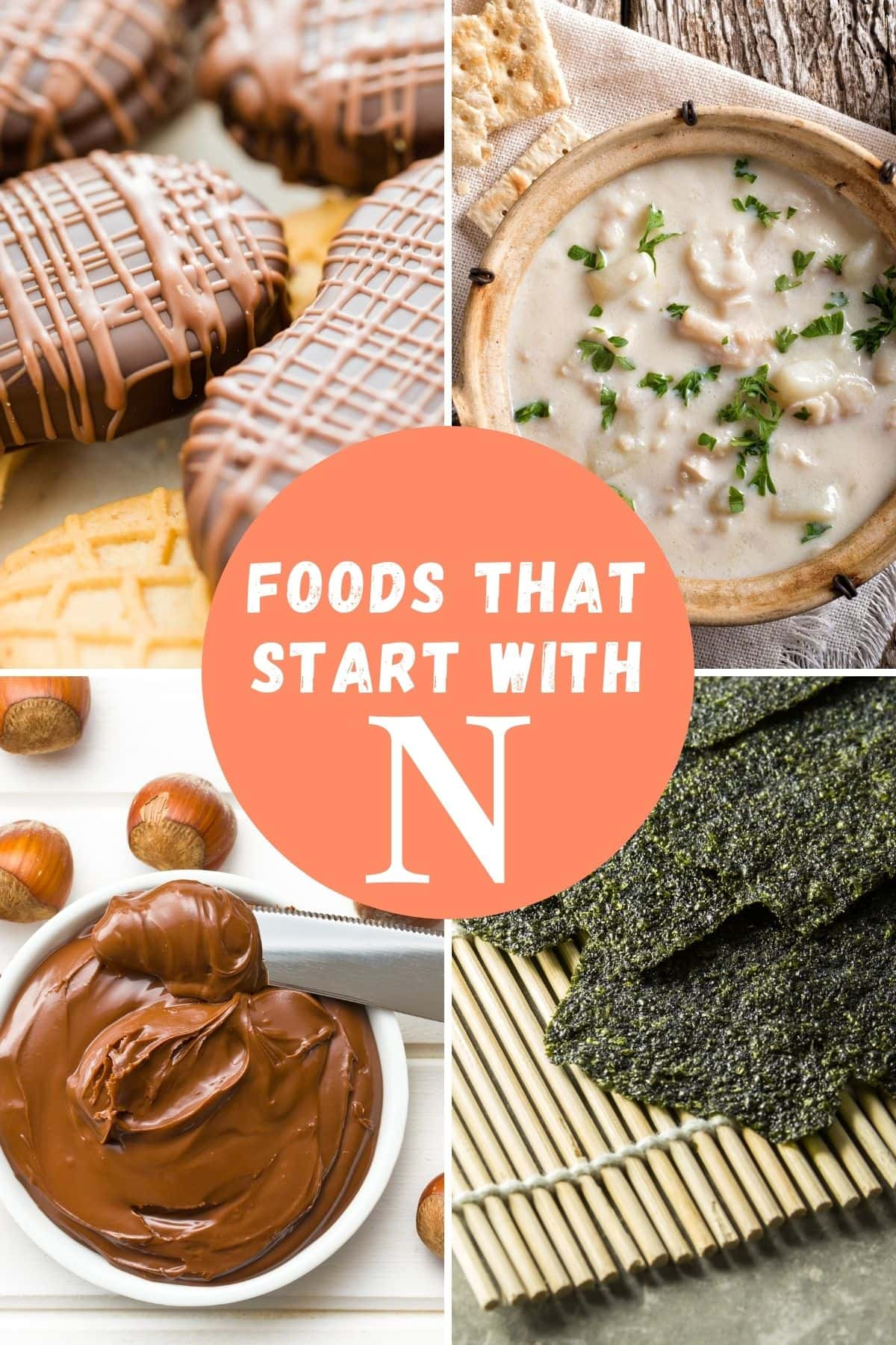 foods starting with N