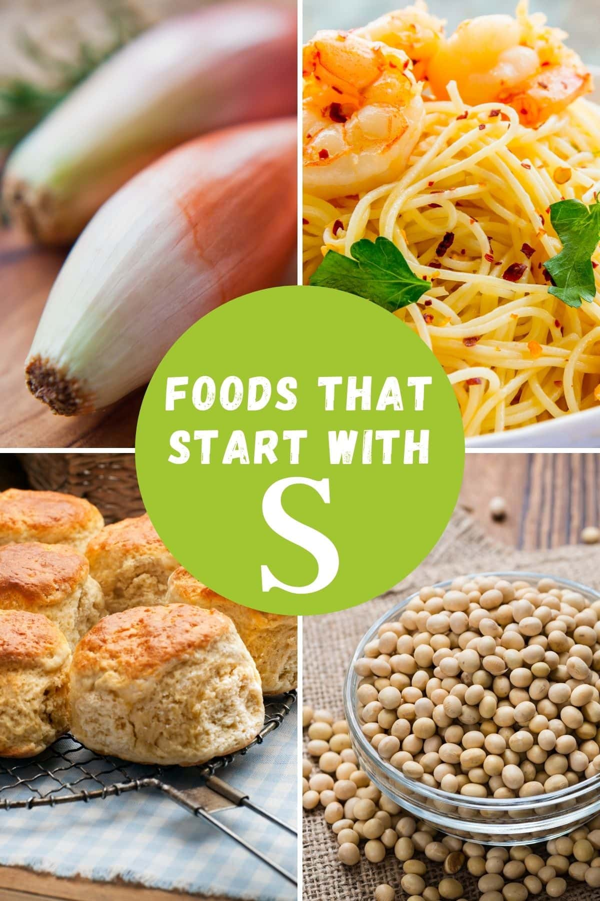 Lists of foods that begin with S