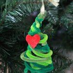 Grinch Christmas tree ornaments
