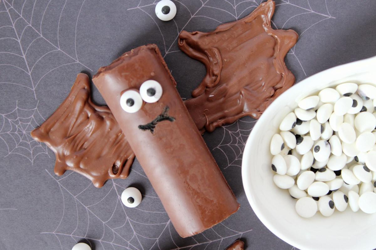 bat treat idea for halloween
