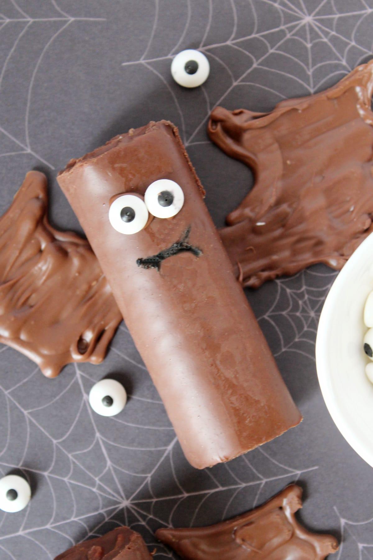halloween bat treat
