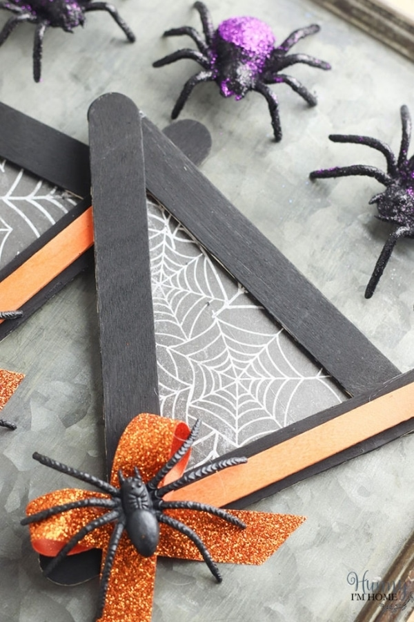 Halloween crafts for kids easy and fun