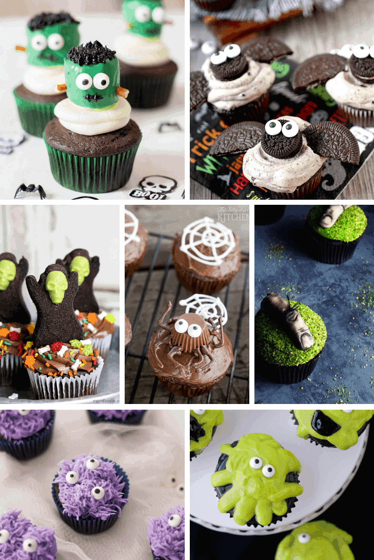 awesome halloween cupcake ideas