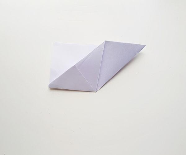 ladybug bookmark origami tutorial