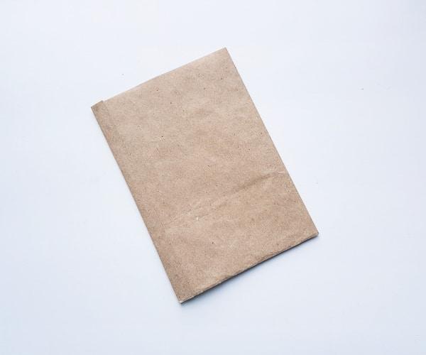 paper bag turkey step 3
