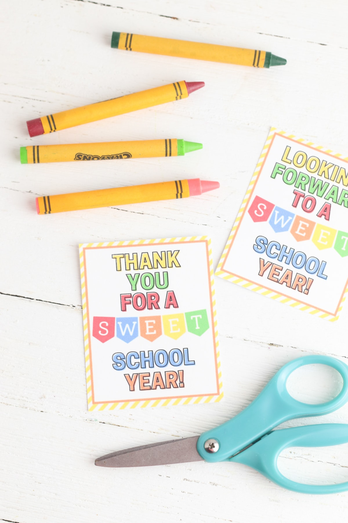 candy jar teachers gift free printables