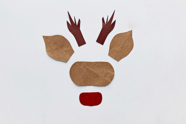 reindeer toilet paper roll craft
