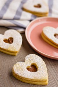 sweetheart valentines day cookies