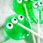 DIY toy story lollipops